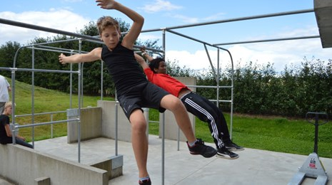 BGI Parkour Camp 2016