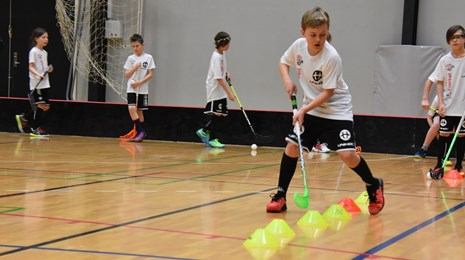 Floorball skole
