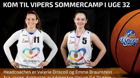 Vipers Camp 2017