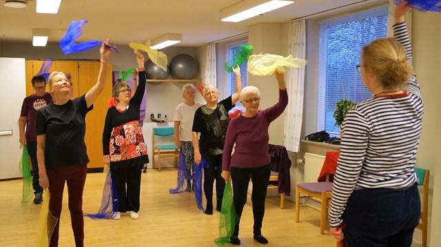 d60b2da0ed3 Ny træningsform i Slagelse skal holde ældre hjerner friske