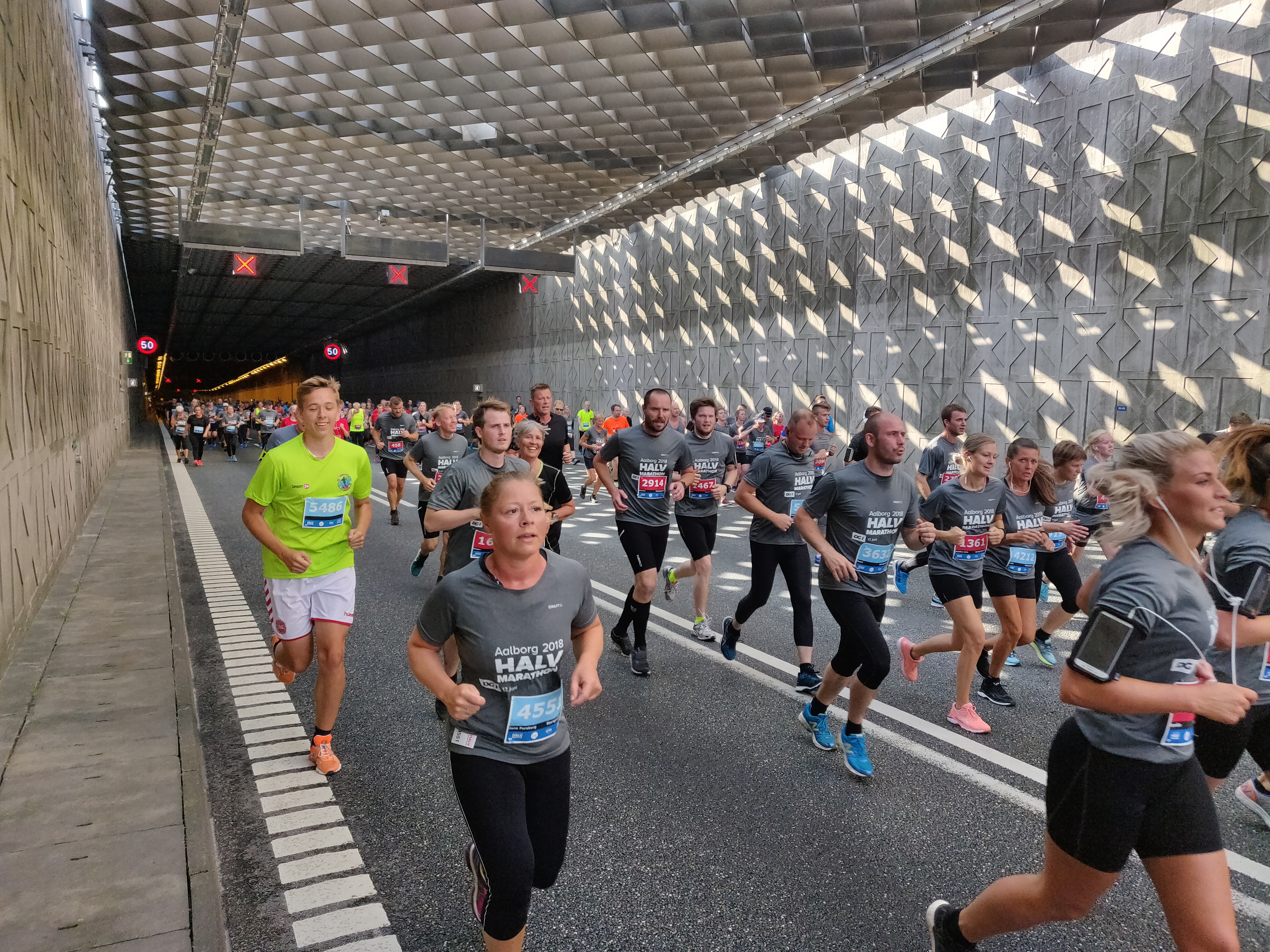 billeder aalborg halvmarathon