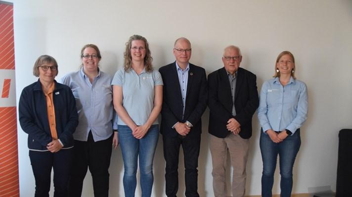 Bestyrelse DGI Sønderjylland