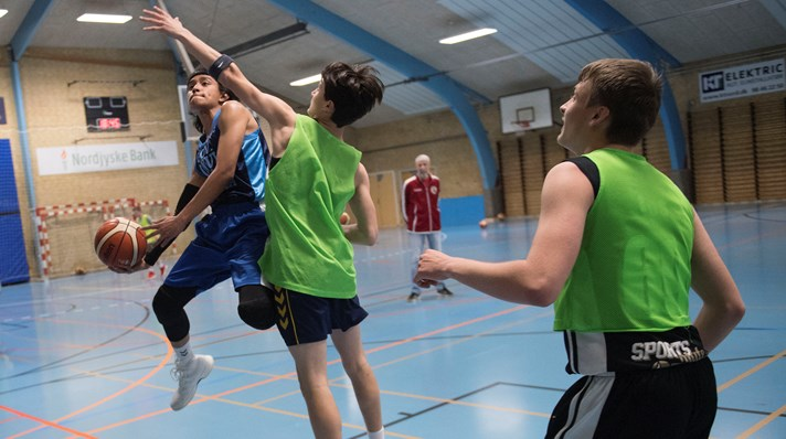 Sæby Basketball Club, 7