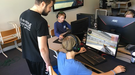 Esport Camp Flemming Efterskole