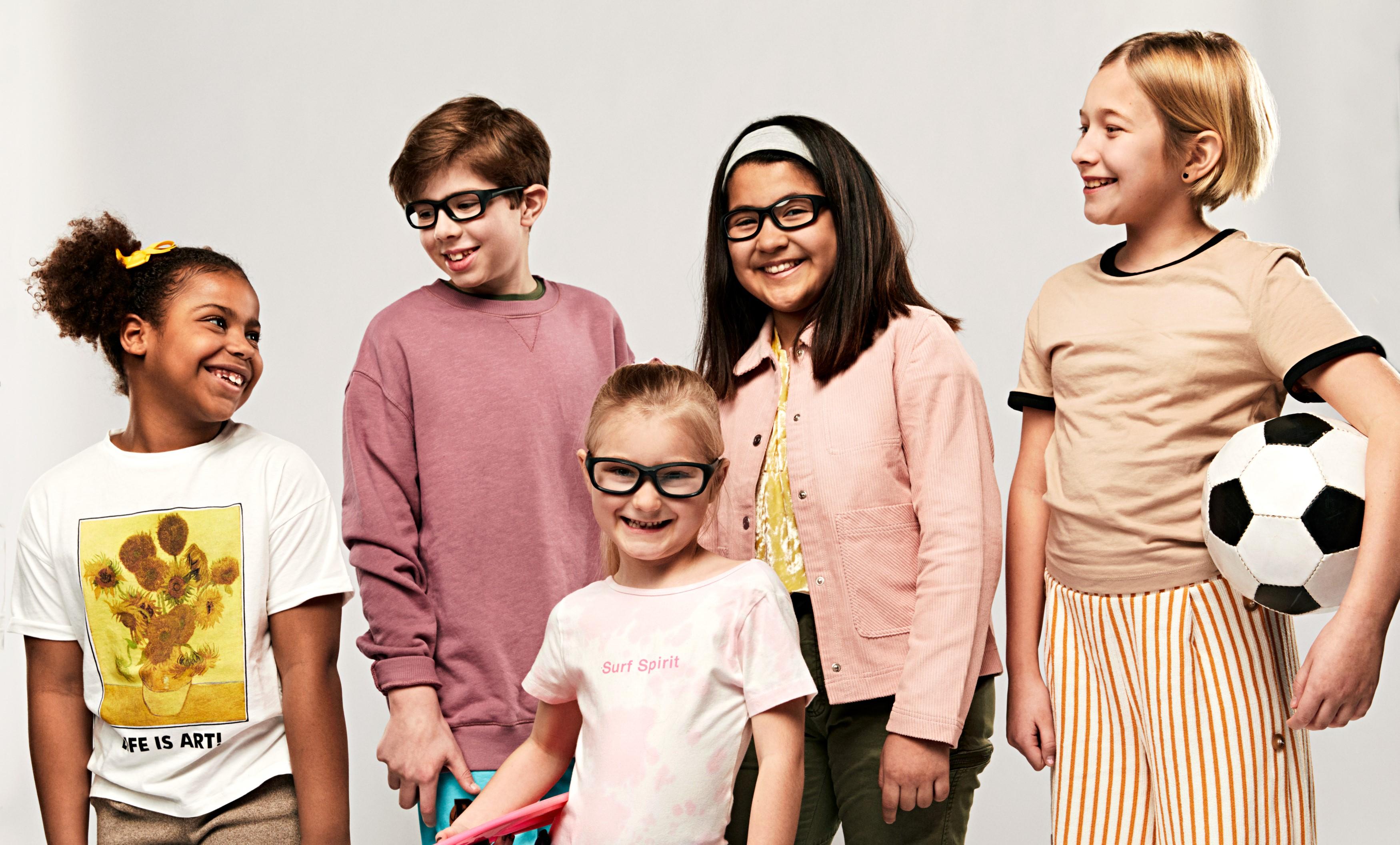 Gratis sportsbriller til børn