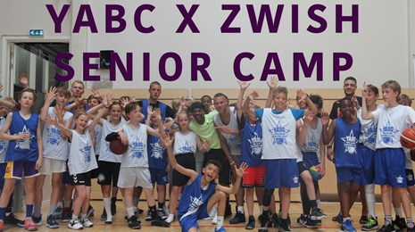 Zwish Senior camp
