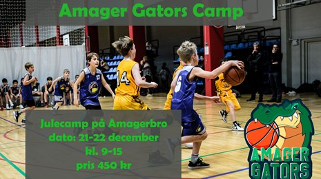 Amager Gators Camp