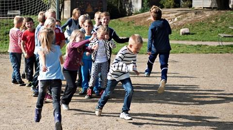 Skovbakkeskolen i Odder DGI-certificeres i bevægelse