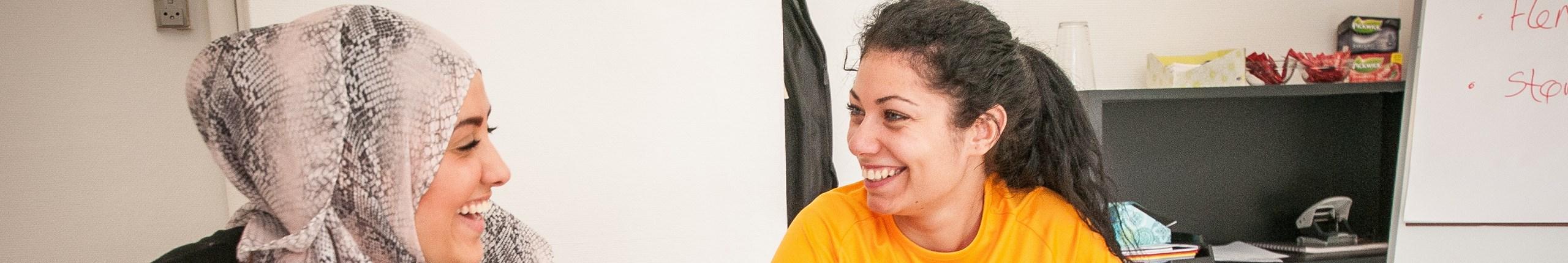 projekter og med kvinder med etnisk minoritetsbaggrund